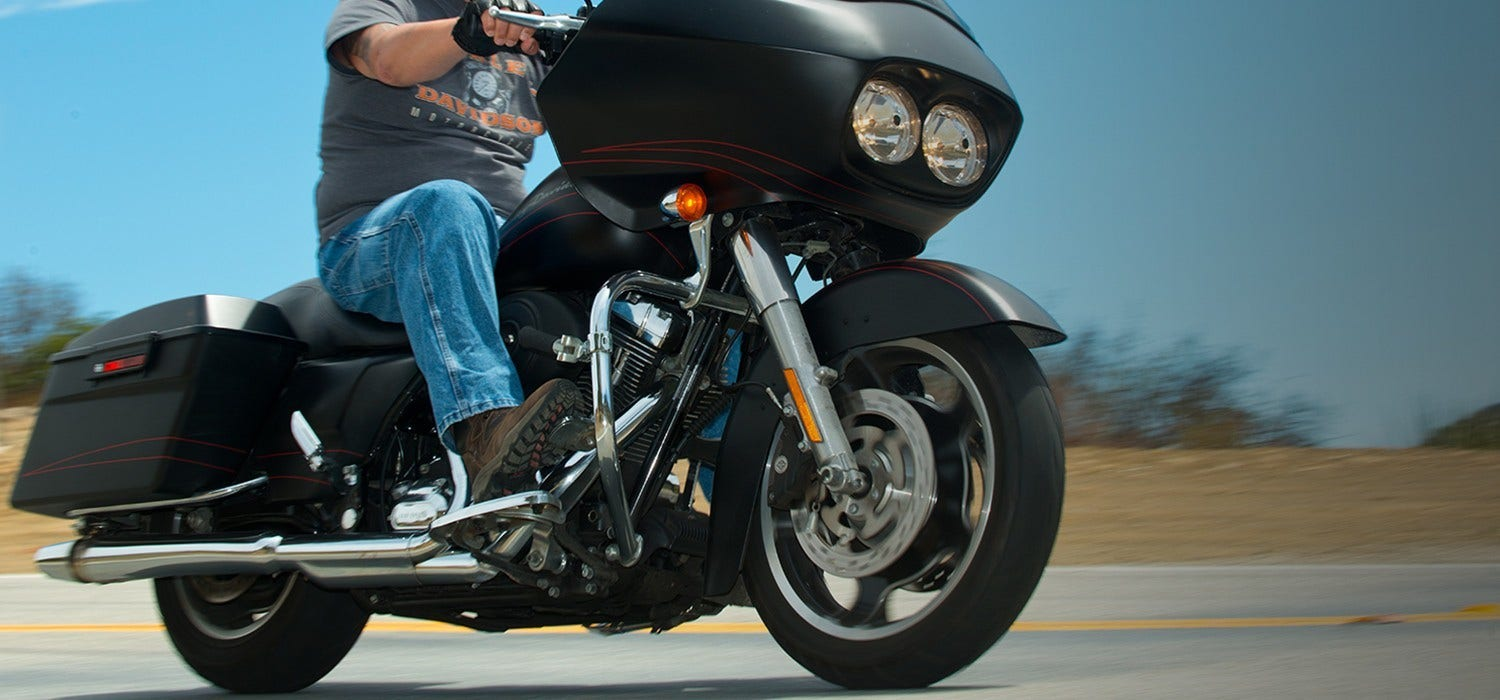 Harley-Davidson Collection Header
