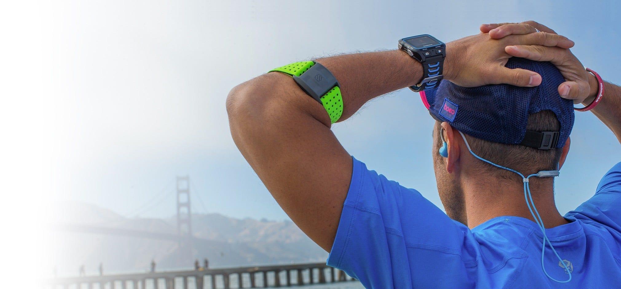 Scosche Health and Fitness Rhythm Sportclip AIR