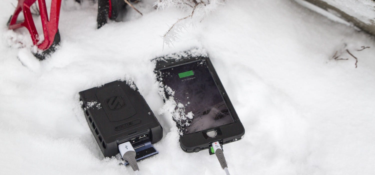 RPB12 GoBat 12000 Rugged Backup Battery