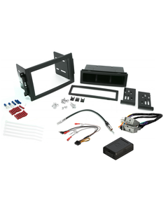 Dash kit solution for Dodge cars