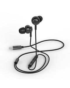 USB-C Earbuds Black