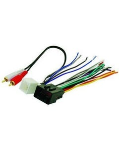Ford/Lincoln/Mercury Amplified Sound Radio Replacement Harness   Radio Wiring   2000-Up