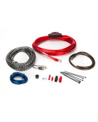 2-Channel Amplifier Wiring Kit