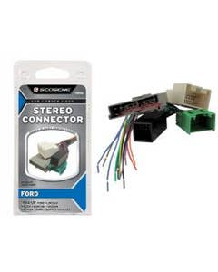 Car Stereo Connectors   Select Vehicles Car Stereo Connector