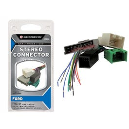 [SCHEMATICS_44OR]  Car Stereo Connectors | Select Vehicles Car Stereo Connector 1994-Up | Scosche Wiring Harness Fdk106 |  | Scosche