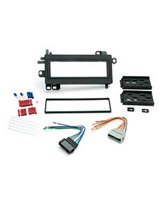 Dash and Wiring Kit for Chrysler/Dodge/Plymouth 1974-Up