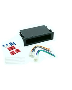 Dash and Wiring Kit for Toyota 1982-04