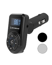 Handsfree Car Kit with FM Transmitter