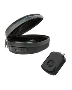 Wireless Audio Transmitter with Case