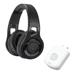 Bluetooth Audio Transmitter and Bluetooth Headphones Bundle