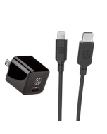 USB-C Fast Charge & 4ft USB-C to Lightning Cable Bundle