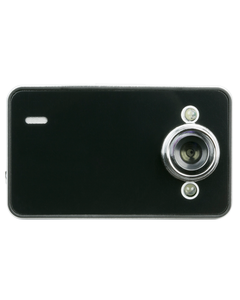Front view of dash camera