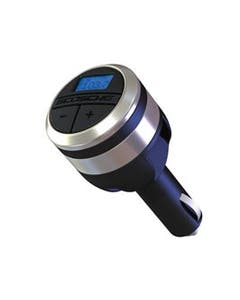 FM Transmitter & Charger with USB Port
