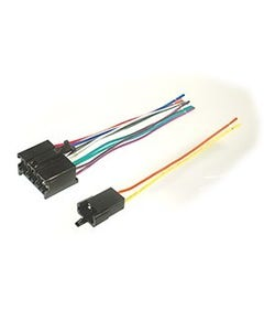 Replacement Harness   Factory Stereo Replacement   General Motors