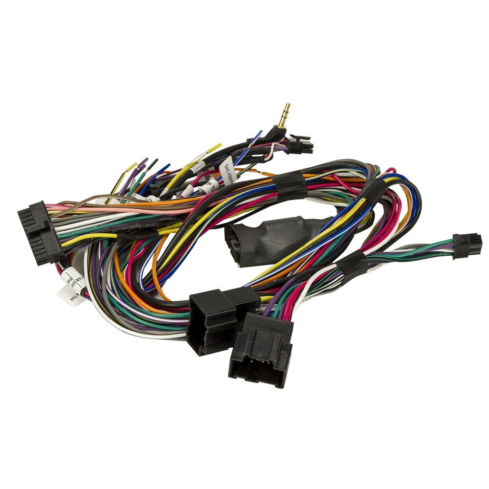 Scosche Gm2000 Gm Radio Car Stereo Wire Wiring Harness Content Gmda Color Code 2000 Kenwood Kdc Mp242 Diagram