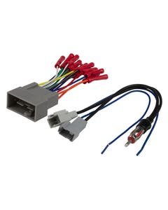 2008-Up Honda  Vehicles Wire Harness & Antenna Adapter Bundle