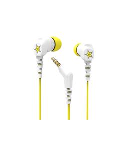 Rockstar Earbuds White
