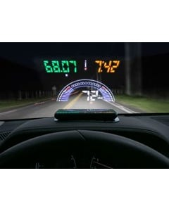 Heads Up & GPS Display