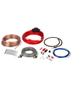 4 Gauge 2-Channel Amplifier Wiring Kit