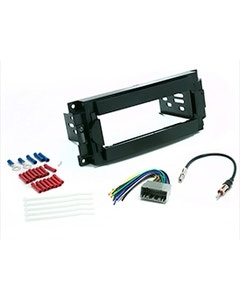 Dash and Wiring Kit for Chrysler/Dodge/Jeep 2004-07