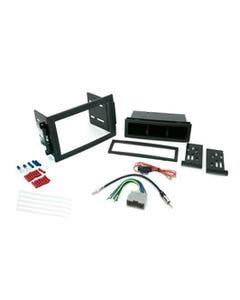 Chrysler/Dodge/Jeep Dash Kit with Navigation