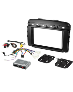Base image of Dash kit with all parts included