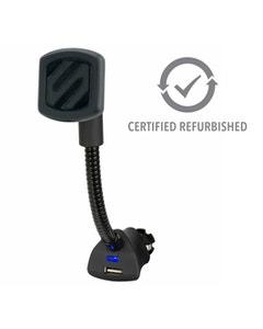 Smartphone Car Mount for 12V Socket with USB Port