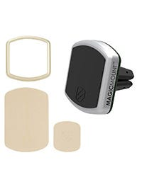 MagicMount™ Pro Vent with Gold Trim Ring Plate Kit