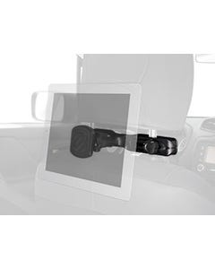 Magnetic Rear Seat Headrest Mount for All iPads and Tablets