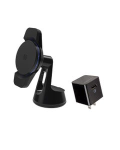 Window/Dash Mount & Home Charger Bundle