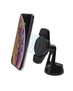 Qi Wireless Charging Magnetic Mount Window/Dash