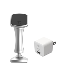 MagicMount™ Elite Double Pivot Magnetic & PowerVolt MagSafe® Ready Bundle