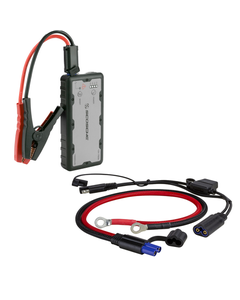 Compact Jump Starter with Battery Jumper Leads