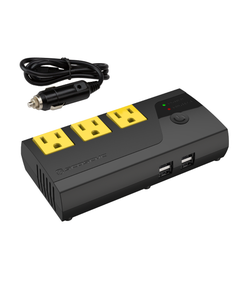 Portable 200W Power Inverter