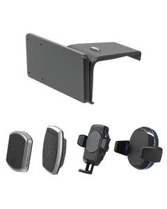 Image of Proclip base and Phone mount heads