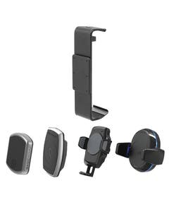 Image of Proclip base with all phone mount heads