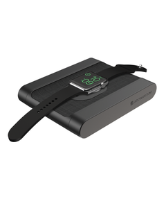 Black Apple Magnetic Watch Charger