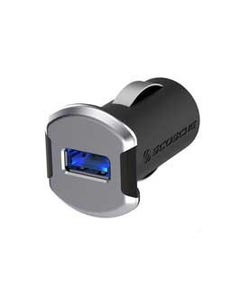 USB Car Charger with Illuminated USB Port