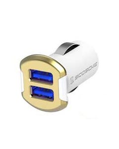 Gold iPhone USB Car Charger