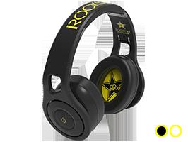 Rockstar Headphones
