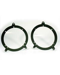 3-Series Front Door Speaker Adapter (pair) | Speaker Adapter | 2002-Up