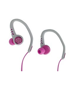 Pink Workout Earbuds | sportCLIPS 3