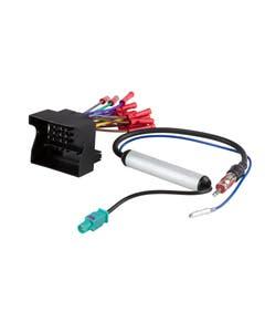 Wire Harness & Antenna Adapter Bundle