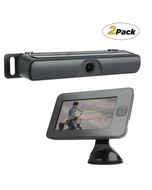 Wireless Solar Powered Backup Camera System