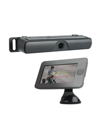 Wireless Solar Powered Backup Camera