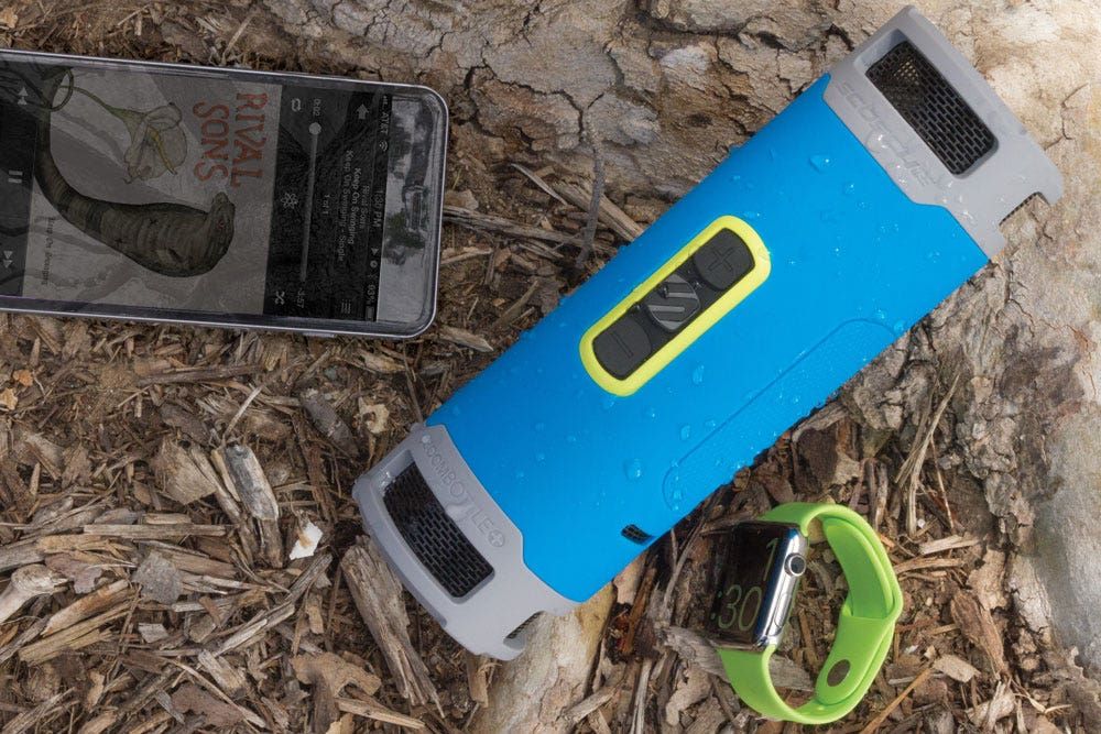 How To Pair The Scosche boomBOTTLE+ Portable Speaker