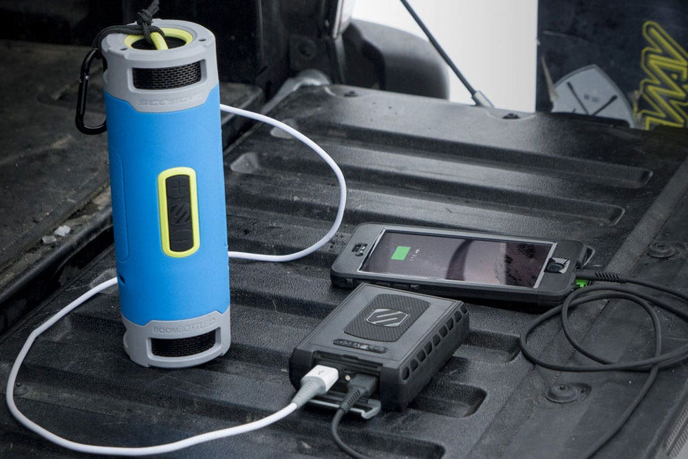 Meet the Scosche GoBat 12000 - Your Rugged Backup Battery Solution
