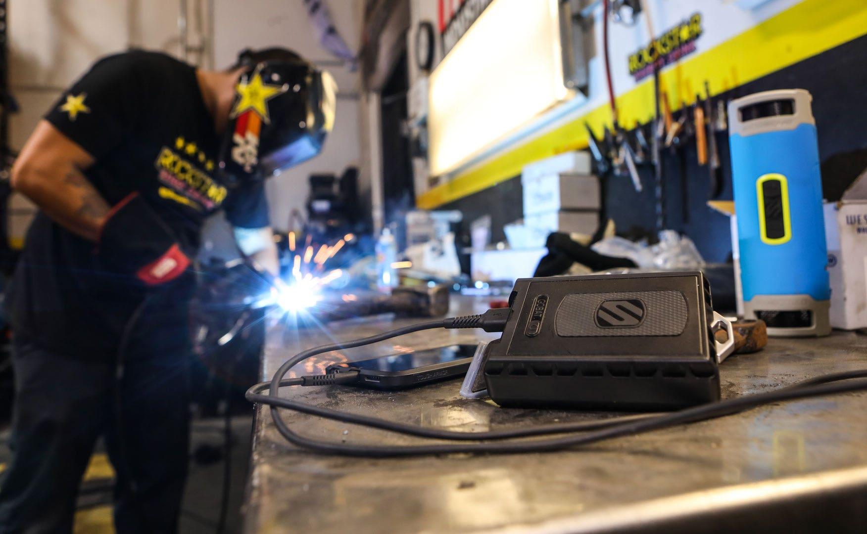 How a Few Essential Products from Scosche Garage Helped Transform My Garage