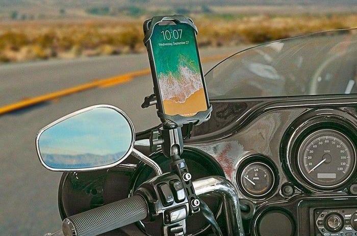 Choosing the Best Motorcycle Phone Mount: Three Great Options