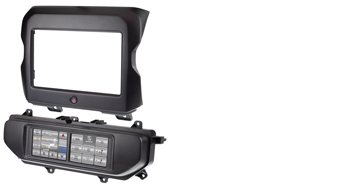 2018-Up Jeep Touchscreen Dash Kit
